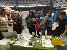 HMI at Mother Earth News Fair